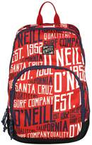 O'Neill WEDGE Rucksack rood met wit