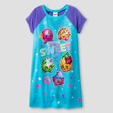 Shopkins Girls' Shopkins Nightgown - Purple