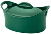 Rachael Ray Casseroval Covered Baking Dish