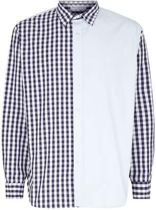 J.W.Anderson Patchwork Gingham Shirt