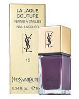 Saint Laurent La Laque Couture Nail Lacquer - Violet