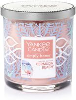 Yankee Candle simply home Limited Edition Bermuda Beach 7-oz. Candle Jar