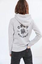 Obey Fresh Off The Press Hoodie Sweatshirt