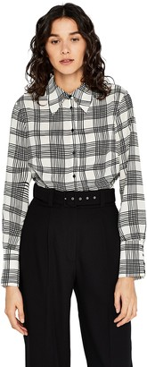Find. Amazon Brand Women's Pointed Collar Shirt