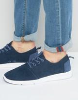 Toms Del Rey Burlap Sneakers