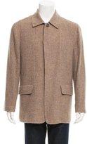Ermenegildo Zegna Wool Three-Button Jacket