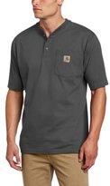 Carhartt Men's Big & Tall Flame Resistant Force Cotton Long Sleeve T-Shirt