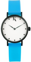 Ksana Neon Blue Vegan Watch - 30mm