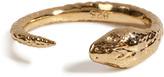 Pamela Love Gold-plated Snake Ring
