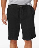 Tasso Elba Men's Linen Drawstring Shorts, Only at Macy's