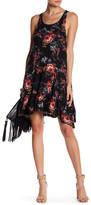 Anama Floral Cutout Dress