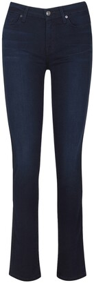 Seven London 7 For All Mankind Kimmie Slim Illusion Straight Leg Jeans
