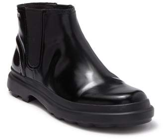 Camper Turtle Lugged Chelsea Boot