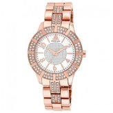 JLO by Jennifer Lopez JL-2926WMRG women's quartz wristwatch