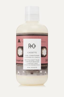 R+CO Cassette Curl Conditioner, 241ml