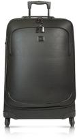 Bric's Magellano Black 30in Ultra Light Suitcase