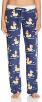 PJ Salvage Duck Velour Thermal Pajama Pants
