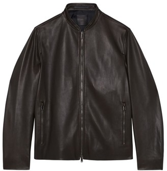 Theory Moore Leather Jacket