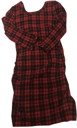 Etoile Isabel Marant Red Wool Dresses