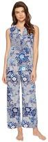 N by Natori - Sleeveless PJ Set Women's Pajama Sets
