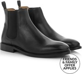 Reiss Men's Tenor Leather Chelsea Boots