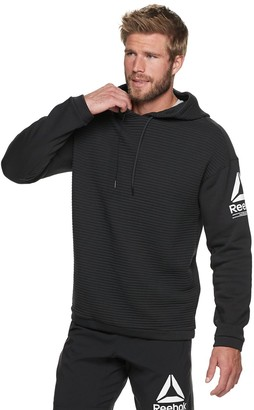 Reebok Men's Workout Ready Fleece Hoodie