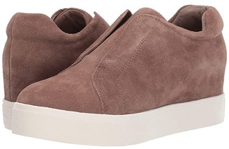 J/Slides Starr (Taupe Suede) Women's Shoes