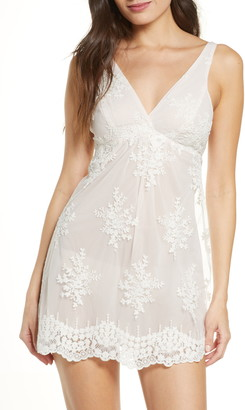Rya Collection Honeymoon Lace Chemise