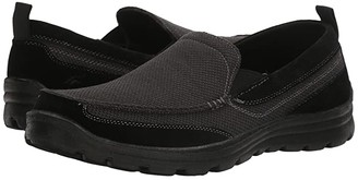 Deer Stags Fitz Slip-On (Black) Men's Shoes