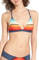 Rip Curl Women's Surf Daze Fixed Triangle Bikini Top
