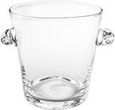 Williams-Sonoma Monogrammed Glass Ice Bucket