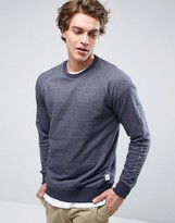 Globe Fleeve Cutom Fit Sweater