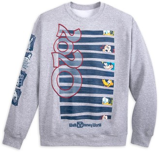 Disney Mickey Mouse and Friends Sweatshirt for Adults Walt World 2020