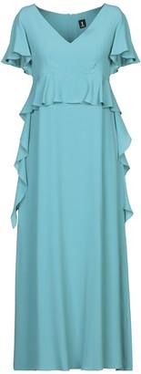 1 One 1-ONE Long dresses - Item 34996788QN