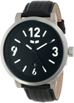 Vestal Men's DPL002 Doppler Slim Silver and Watch