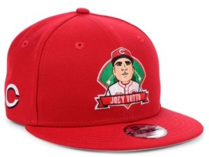 New Era Big Boys Joey Votto Cincinnati Reds Lil Player 9FIFTY Snapback Cap