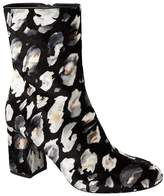 Banana Republic Eugenia Kim | Fran Floral Velvet Ankle Boot