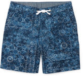 Ralph Lauren 2-7 Straight Cotton Twill Short