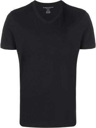 Majestic Filatures V-neck jersey T-shirt
