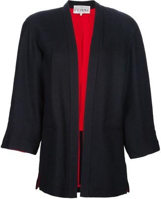 Gianfranco Ferré Pre Owned Skirt Suit