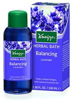 Kneipp Lavendar Herbal Bath,Relaxing and Soothing 3.38 fl.oz.