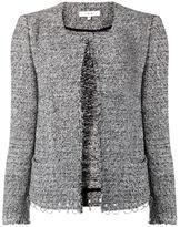 IRO Viviena jacket - women - Cotton/Polyester/Viscose - 38