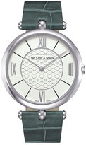 Van Cleef & Arpels Pierre Arpels White Gold Watch, 42mm
