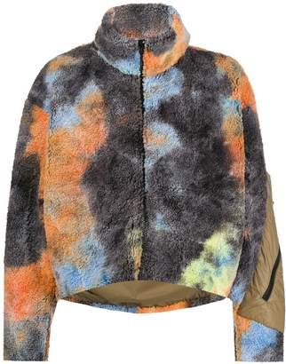 A.A. Spectrum Space print jacket