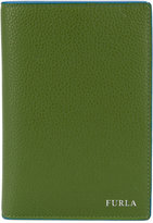 Furla 'Giove' passport case - men - Calf Leather - One Size