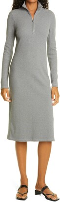 Rag & Bone Laila Long Sleeve Zip Front Dress