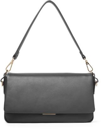 Forever New Ava Shoulder Bag - Black - 00