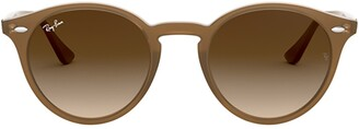 Ray-Ban RB2180 Round Frame Sunglasses