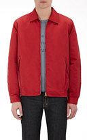Visvim Men's Tech-Fabric Jacket-RED