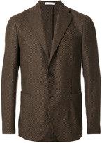 Boglioli woven single breasted jacket - men - Acetate/Cupro/Virgin Wool - 46
